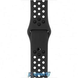 Ремешок Nike+Apple Watch 42mm Anthracite/Black Sport Band