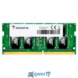 ADATA Premier SODIMM DDR4-2400 4GB PC4-19200 (AD4S2400J4G17-S)