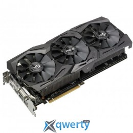Asus Radeon RX580 ROG Strix 8GB GDDR5 (256bit) (DVI, 2 x HDMI, 2 x DisplayPort) (ROG-STRIX-RX580-8G-GAMING)
