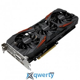 Gigabyte PCI-GeForce GTX 1070 Ti Gaming 8GB GDDR5 (256bit) (DVI, HDMI, 3 x Display Port) (GV-N107TGAMING-8GD) купить в Одессе