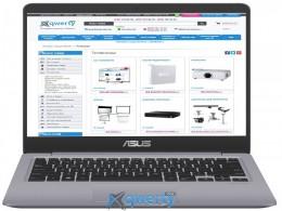 Asus VivoBook S14 S410UN (S410UN-EB055T) (90NB0GT2-M00800) Grey купить в Одессе