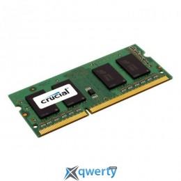 Micron Crucial SODIMM DDR3L-1600 4GB PC3-12800 (CT51264BF160B)
