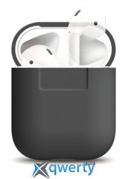 Elago Silicone Case Dark Grey for Airpods (EAPSC-DGY)