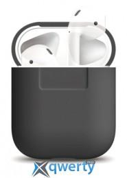 Elago Silicone Case Dark Grey for Airpods (EAPSC-DGY)
