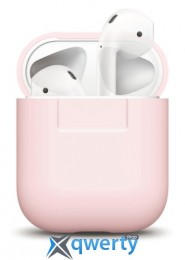 Elago Silicone Case Pink for Airpods (EAPSC-PK)