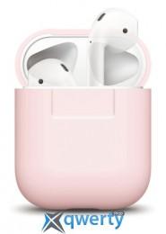 Elago Silicone Case Pink for Airpods (EAPSC-PK)