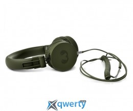 Fresh 'N Rebel Caps Wired Headphone On-Ear Army (3HP100AR)