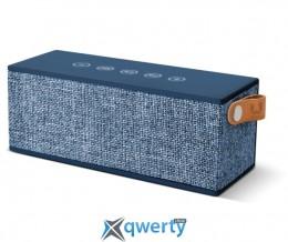 Fresh 'N Rebel Rockbox Brick Fabriq Edition Bluetooth Speaker Indigo (1RB3000IN)
