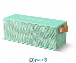 Fresh 'N Rebel Rockbox Brick Fabriq Edition Bluetooth Speaker Peppermint (1RB3000PT)