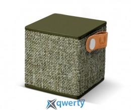 Fresh 'N Rebel Rockbox Cube Fabriq Edition Bluetooth Speaker Army (1RB1000AR)