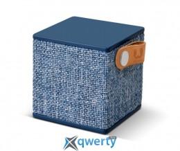 Fresh 'N Rebel Rockbox Cube Fabriq Edition Bluetooth Speaker Indigo (1RB1000IN)