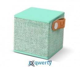 Fresh 'N Rebel Rockbox Cube Fabriq Edition Bluetooth Speaker Peppermint (1RB1000PT)