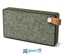 Fresh 'N Rebel Rockbox Slice Fabriq Edition Bluetooth Speaker Army (1RB2500AR)