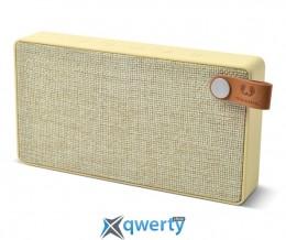 Fresh 'N Rebel Rockbox Slice Fabriq Edition Bluetooth Speaker Buttercup (1RB2500BC)