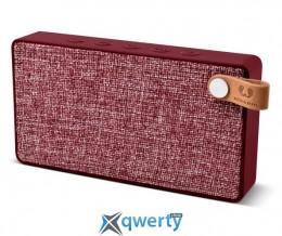 Fresh 'N Rebel Rockbox Slice Fabriq Edition Bluetooth Speaker Ruby (1RB2500RU)
