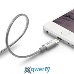 Elago Aluminum Lightning Cable Silver (ECA-ALSL-IPL)