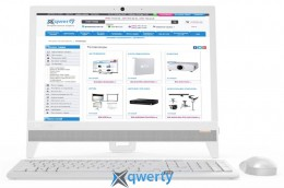 Lenovo IdeaCentre AIO 310-20IAP (F0CL007AUA) White