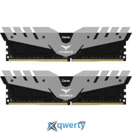 Team T-Force Dark Gray DDR4-2666 8GB (2x4) PC-21300 (TDGED48G2666HC15BDC01)