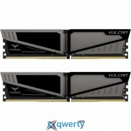 Team T-Force Vulcan DDR4-3200 8GB PC-25600 (2x4) Gray HS (TLGD48G3200HC16CDC01)