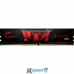 G.Skill DDR4-2400 4GB PC4-19200 Aegis (F4-2400C15S-4GIS)