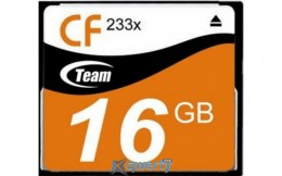 Team CompactFlash 16GB 233x (TCF16G23301)