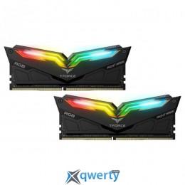 Team T-Force NightHawk DDR4-3000 16GB PC-24000 (2x8) Black HS RGB LED (TF1D416G3000HC16CDC01)