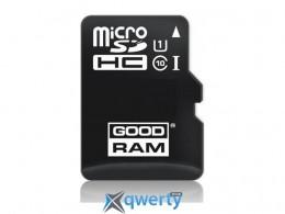 MicroSDHC 4GB Class 4 GOODRAM (M400-0040R11)