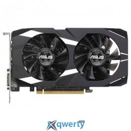 Asus PCI-Ex GeForce GTX 1050 Dual OC V2 2GB GDDR5 (128bit) (1404/7008) (DVI, HDMI, DisplayPort) (DUAL-GTX1050-O2G-V2)