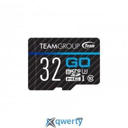 MicroSDHC 32GB UHS-I/U3 Team Go R90/W45MB/s (TGUSDH32GU302)