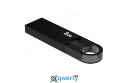 GOODRAM USB 8GB URA2 Black (URA2-0080K0R11)