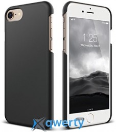 Elago Slim Fit 2 Case Black for iPhone 8/7 (ES7SM2-BK-RT)