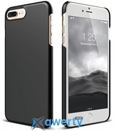 Elago Slim Fit 2 Case Black for iPhone 8 Plus/7 Plus (ES7PSM2-BK-RT)