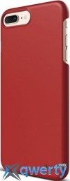 Elago Slim Fit 2 Case Red for iPhone 8 Plus/7 Plus (ES7PSM2-RD-RT)