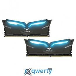 Team T-Force NightHawk Blue LED DDR4-3000 32GB (2x16) PC-24000 (THBD432G3000HC16CDC01)