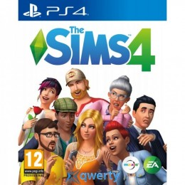 The Sims 4 PS4 (русские субтитры)