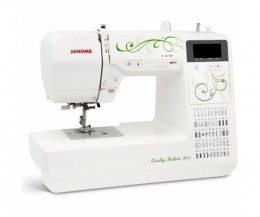 JANOME FASHION QUALITY 7600