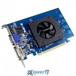 Gigabyte PCI-Ex GeForce GT 710 1GB GDDR5 (64bit) (954/5010) (DVI, HDMI, D-Sub) (GV-N710D5-1GI)