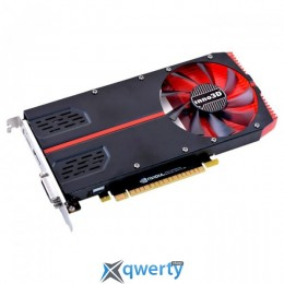 INNO3D PCI-Ex GeForce GTX 1050 1-Slot Edition 2GB GDDR5 (128bit) (1354/7000) (DVI, HDMI, DisplayPort) (N10502-1SDV-E5CM)