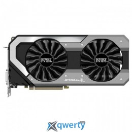 Palit PCI-Ex GeForce GTX 1070 Ti JetStream 8GB GDDR5 (256bit) (1607/8000) (DVI, HDMI, 3 x DisplayPort) (NE5107T015P2-1041J)