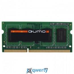 QUMO SODIMM DDR3 1600MHz 4GB PC-12800 (QUM3S-4G1600K11)