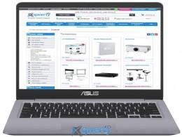 Asus VivoBook S14 S410UN (S410UN-EB057T) (90NB0GT2-M00820) Grey