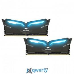Team T-Force NightHawk DDR4-3200 32GB PC-25600 (2x16) Blue LED (THBD432G3200HC16CDC01) купить в Одессе