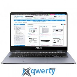 Asus VivoBook Flip 14 TP410UA (TP410UA-EC390T) Grey Metal