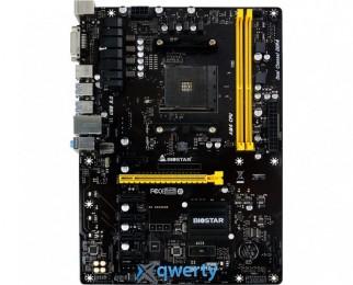 BIOSTAR TB350-BTC (sAM4, AMD B350, PCI-Ex16)