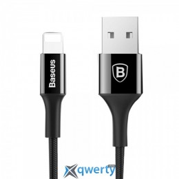 Baseus Yiven Cable For Apple 0.6M Black (CALYW-B01)