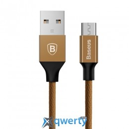 Baseus Yiven Cable For Micro 1.5M Coffee (CAMYW-B12)