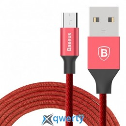 Baseus Yiven Cable For Micro 1.5M Red (CAMYW-B09) купить в Одессе