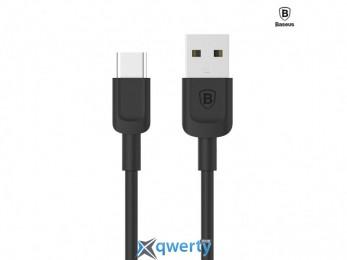 Baseus Zoole Series Type-C Cable 2A Black (CACZY-A01)