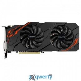 Gigabyte PCI-Ex GeForce GTX 1070 Ti Windforce 8GB GDDR5 (256bit) (1607/8008) (DVI, HDMI, 3 x Display Port) (GV-N107TWF2-8GD)