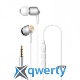 Baseus Encok Wire Earphone H02 White+Gold (NGH02-2V)